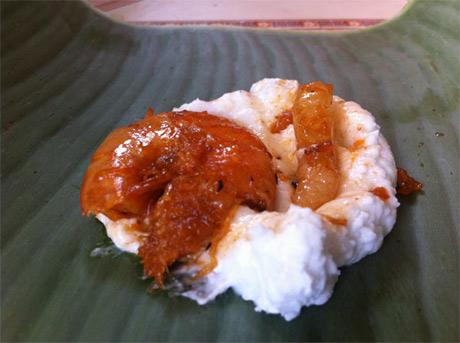 Làng bánh lọc siêu ngon ở Huế